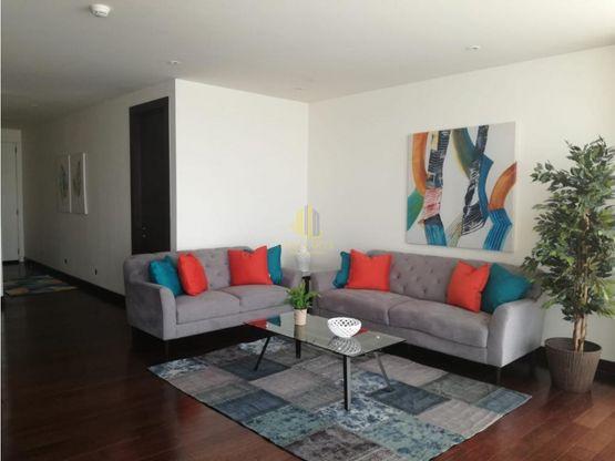 Apartamento amueblado en venta, Metropolitan Tower Sabana