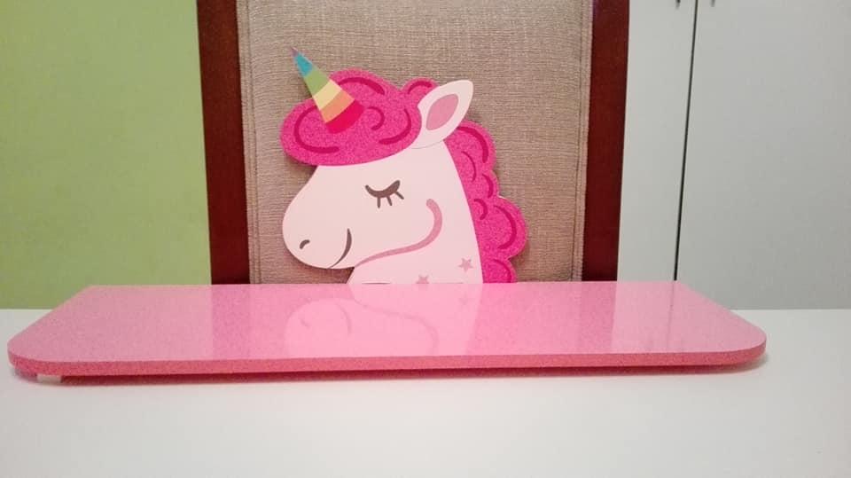 Repisa de unicornio