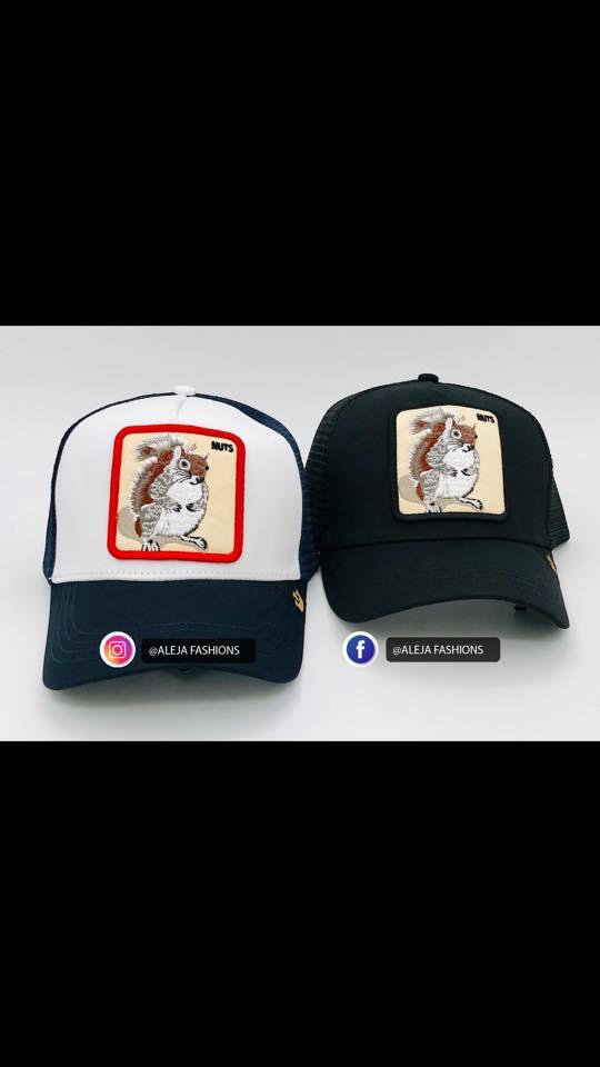 Nueva colección de gorras animadas