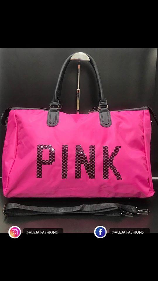Bolsos Pink 45x32 cm envíos a todo el país