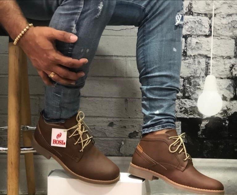 Zapato Bost de botín