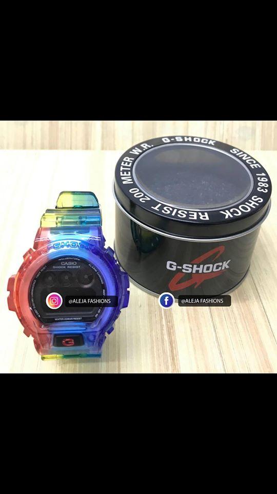 Nueva colección de relojes digitales
