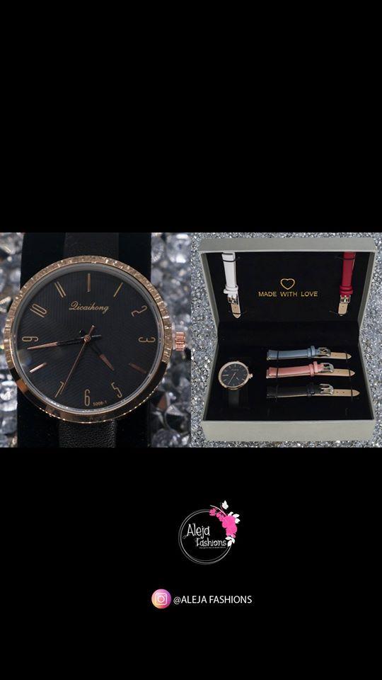 colección de reloj para ella
