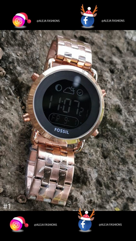 Aleja fashion te trae lo mejor en linea de relojería excelente calidad y precio