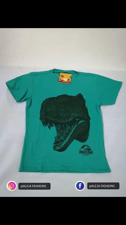 Camisetas para niño calidad colombiana.