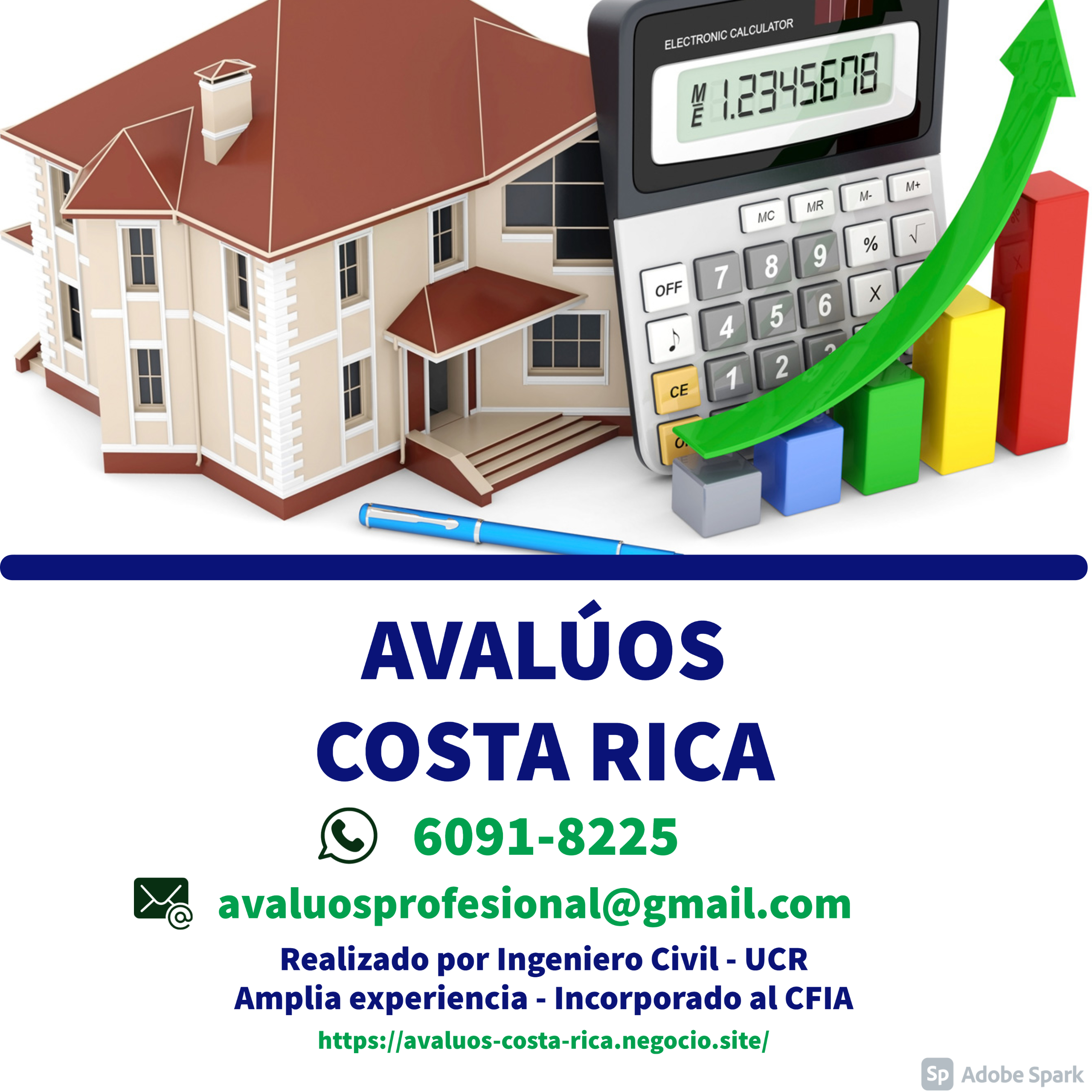Avalúos Costa Rica ASA