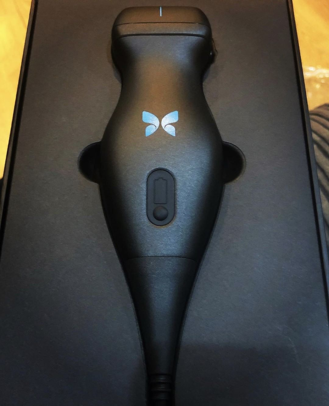 Butterfly IQ Pocket-sized Ultrasound device