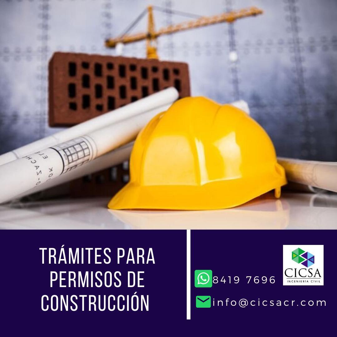 Planos, trámite de permisos de construcción, avalúos y topografía