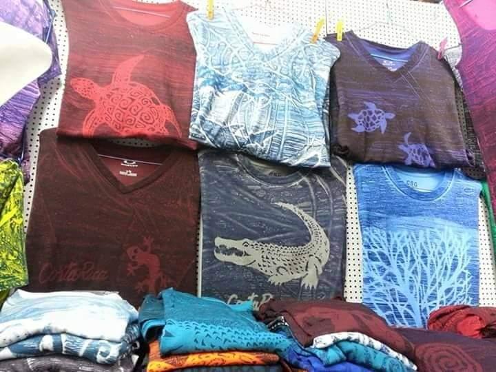 Arte Caretortuga, ropa original