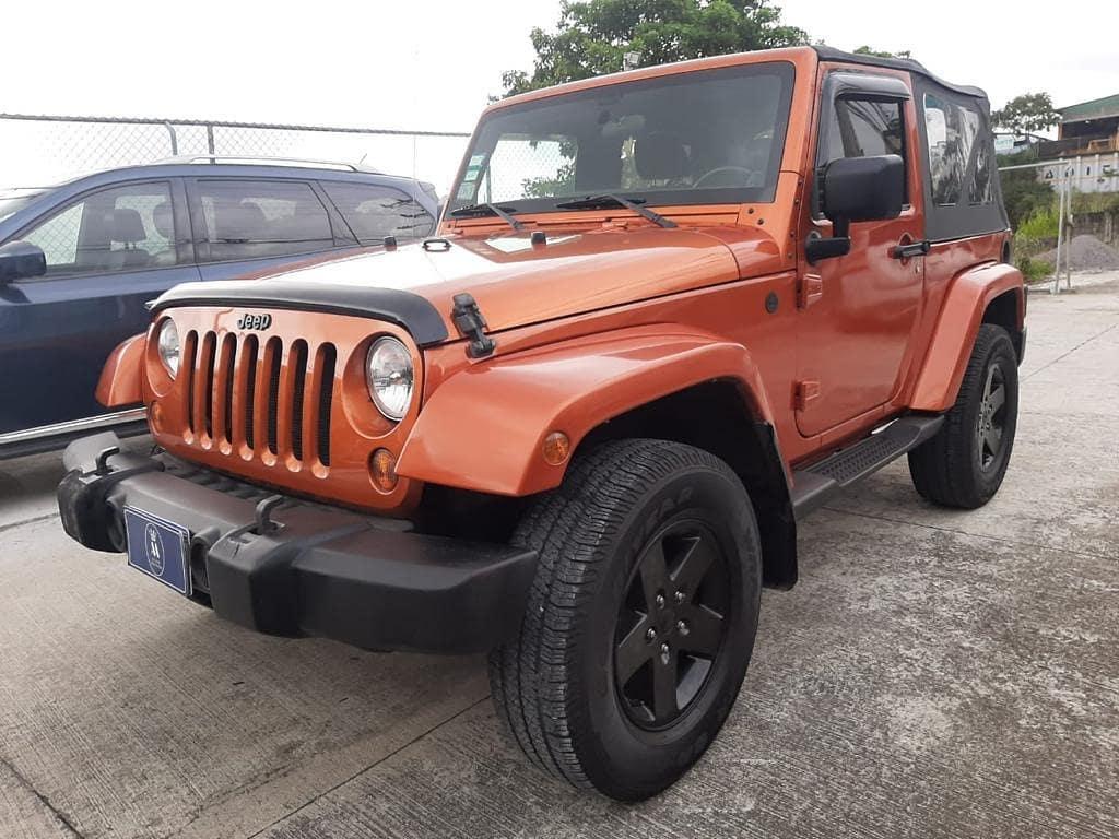 Se Vende Jeep Wrangler Sport 2011