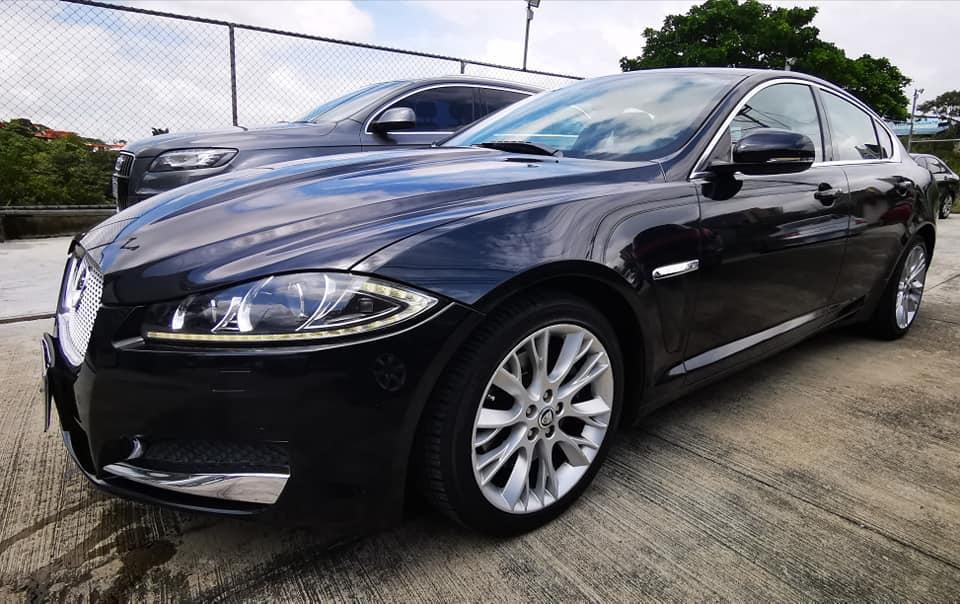 Se Vende Jaguar XF 2012