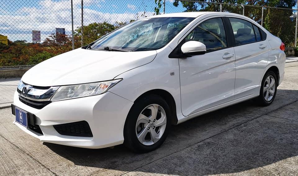 Se vende Honda City 2014
