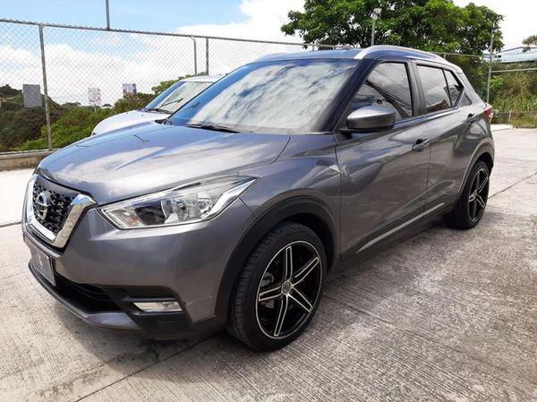 Se vende Nissan Kicks Año 2018