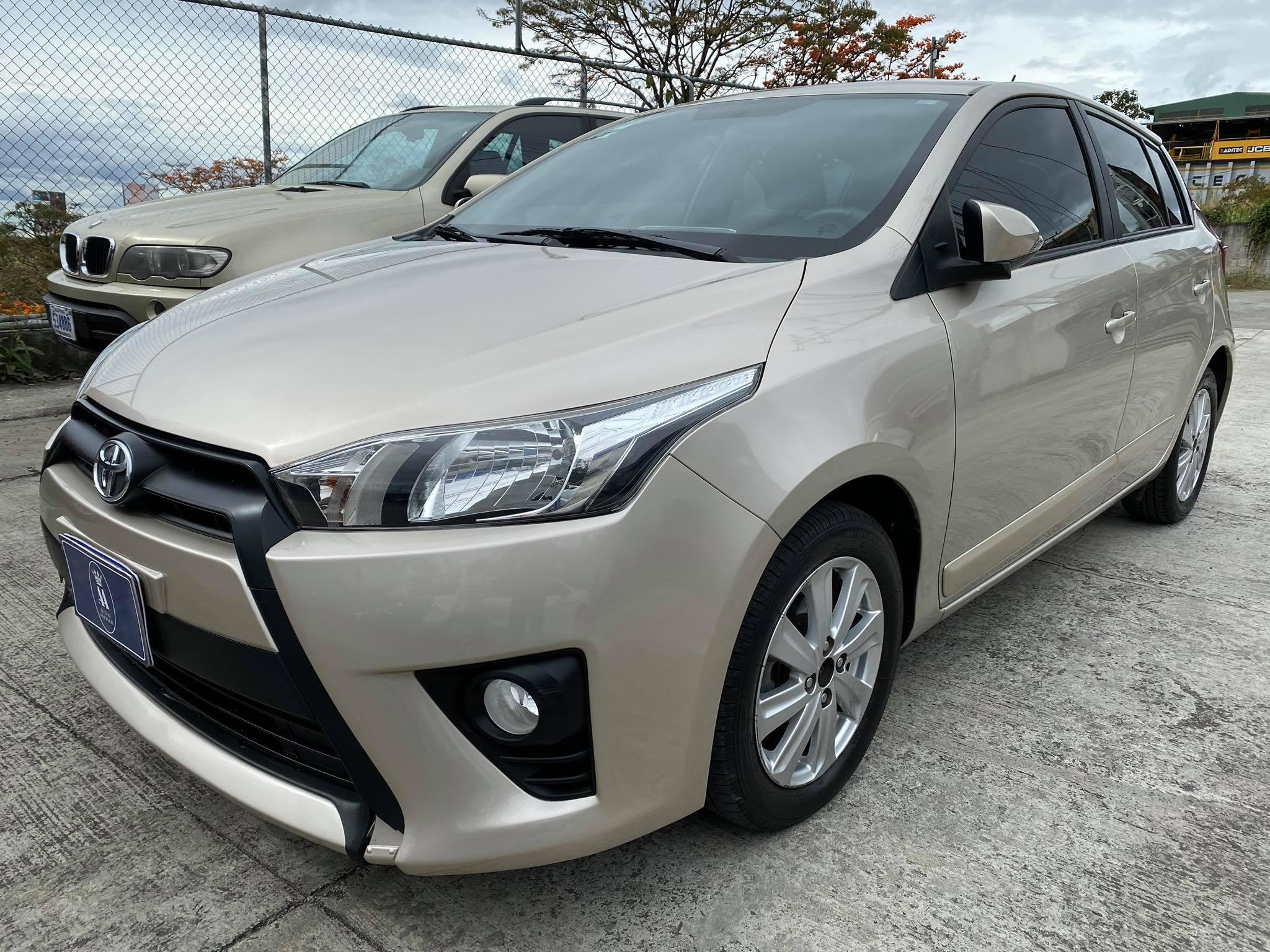 Toyota Yaris S Hatchback