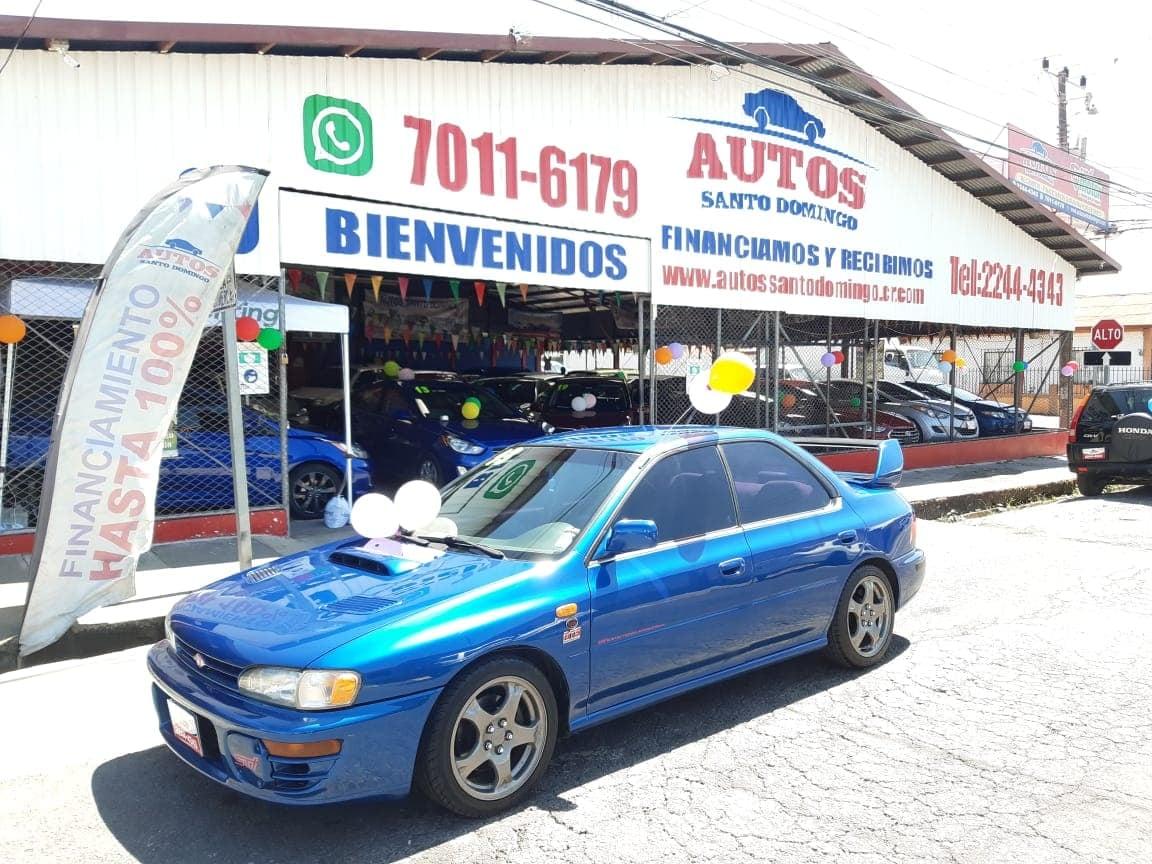 Se Vende Subaru  Impreza 1993