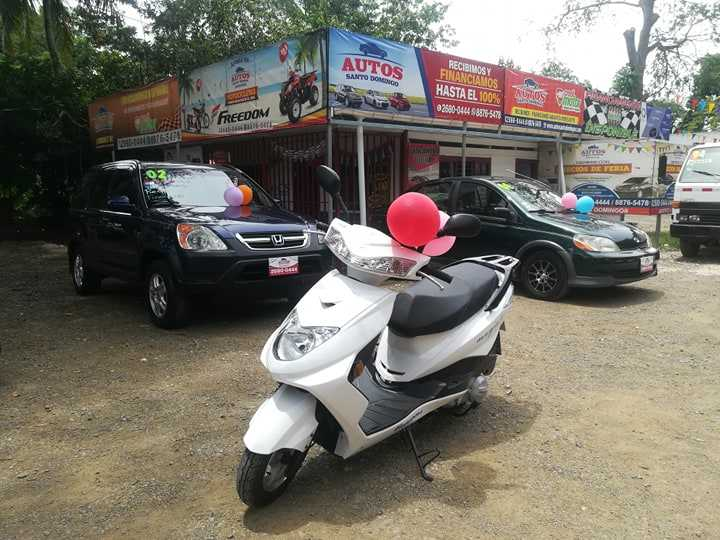 SCOOTER-MAGIC-FREEDOM 150CC-2019-AUTOMATICA-? 915.000
