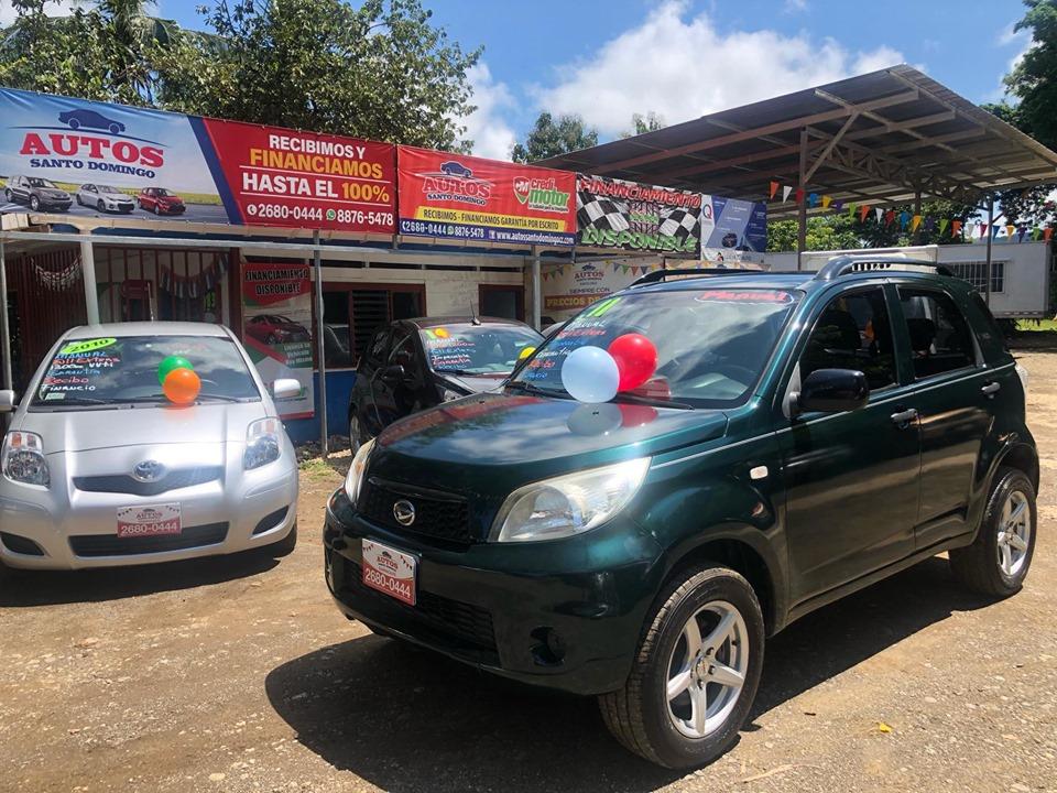 DAIHATSU TERIOS BEGO 2011 MANUAL-4X4- 6.550.000 colones