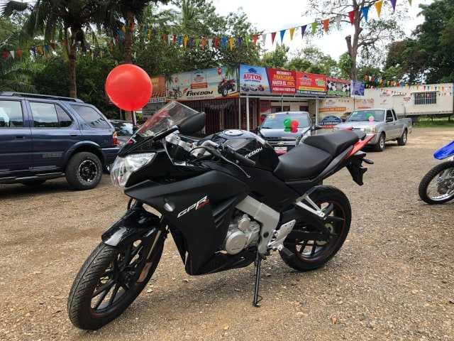 MOTOCICLETA SPIRIT EVO SE1-FREEDOM 250CC-2019-MECANIC 5 VELOCIDAD