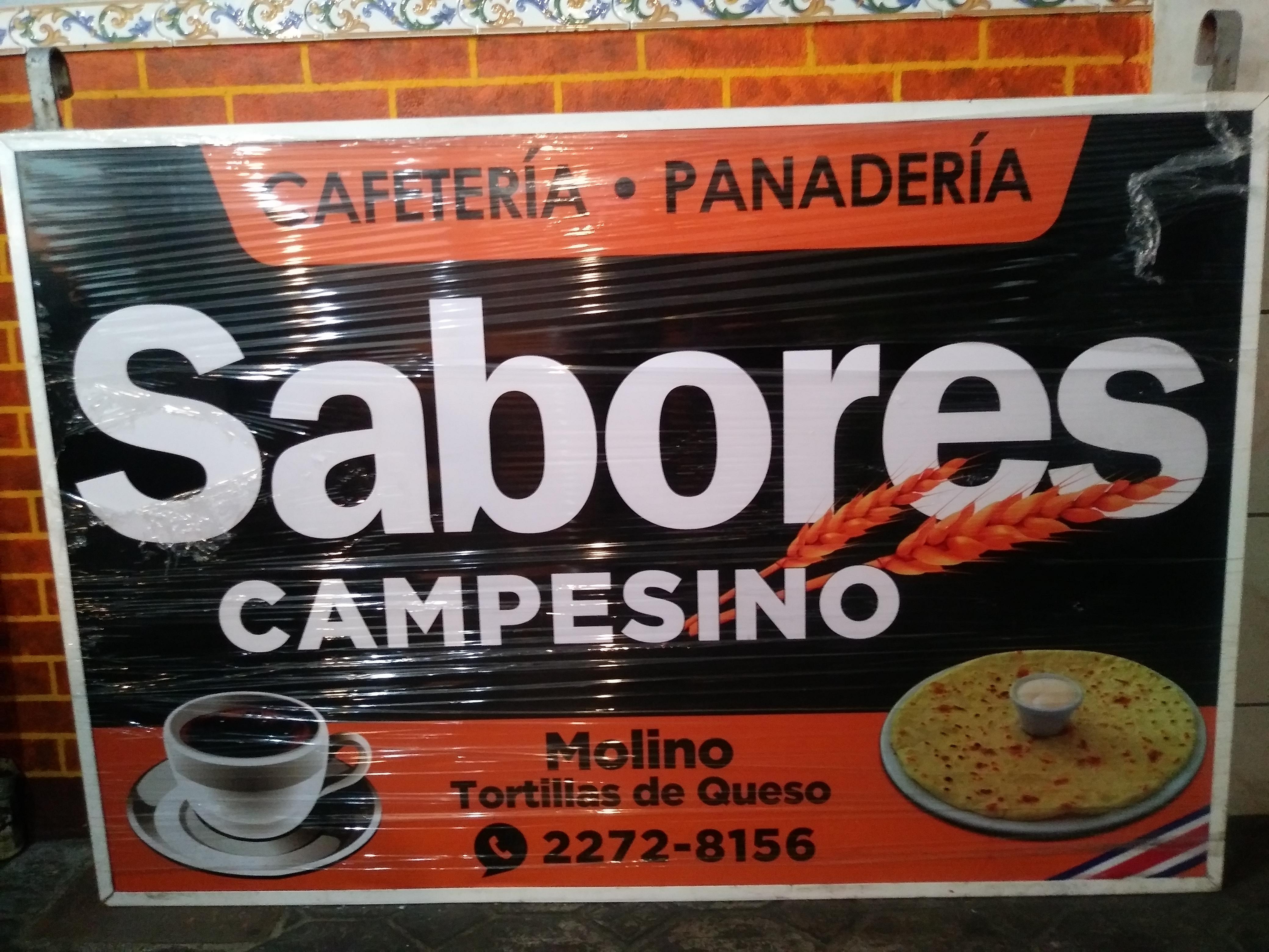 Cafeteria Sabores Campesinos