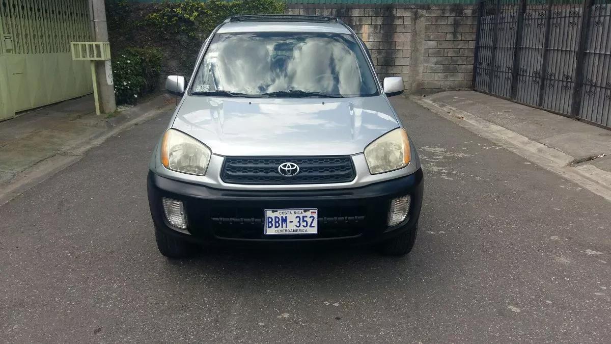 Toyota RAV4 4x2 2001