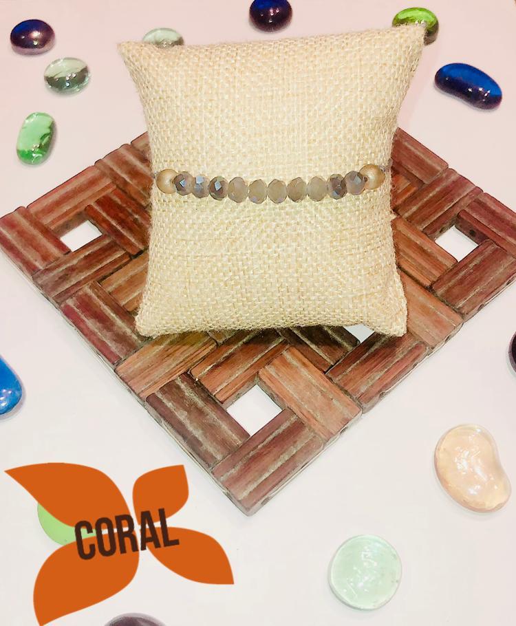 Bisutería hecha con piedra natural