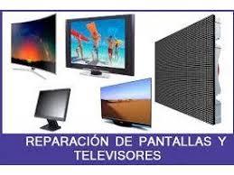 REPARACIONES ESPECIALES EN PANTALLAS SMART TV , LED Y PLASMA TODA MARCA , AL 6373-00-53
