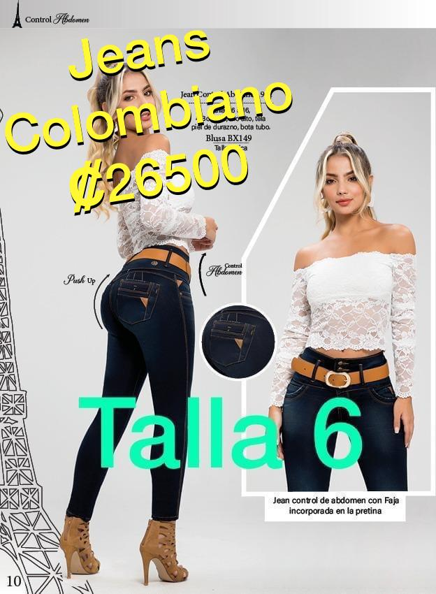 Se Venden Hermosos Jeans Colombianos