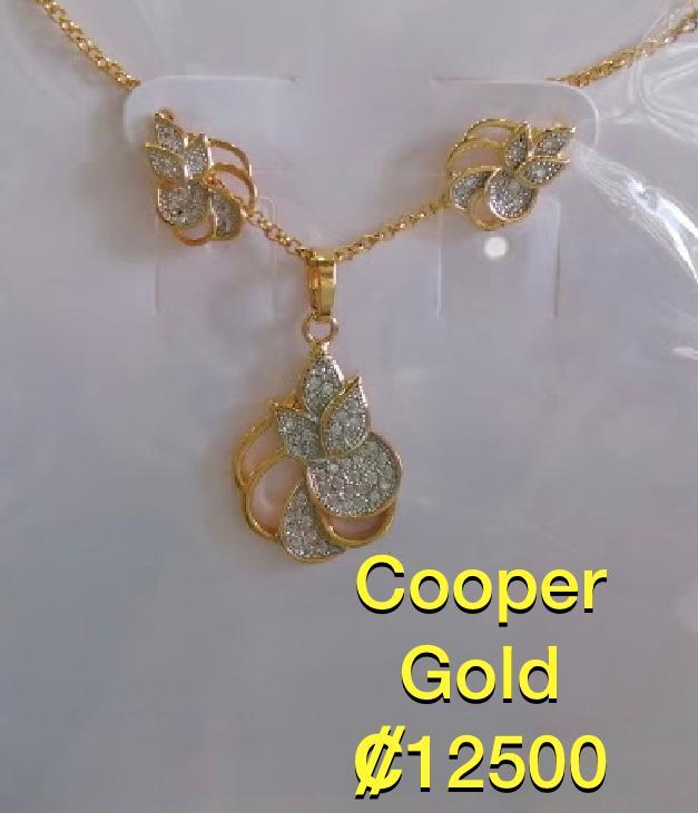 Se Vende Hermosa Jorería Cooper Gold