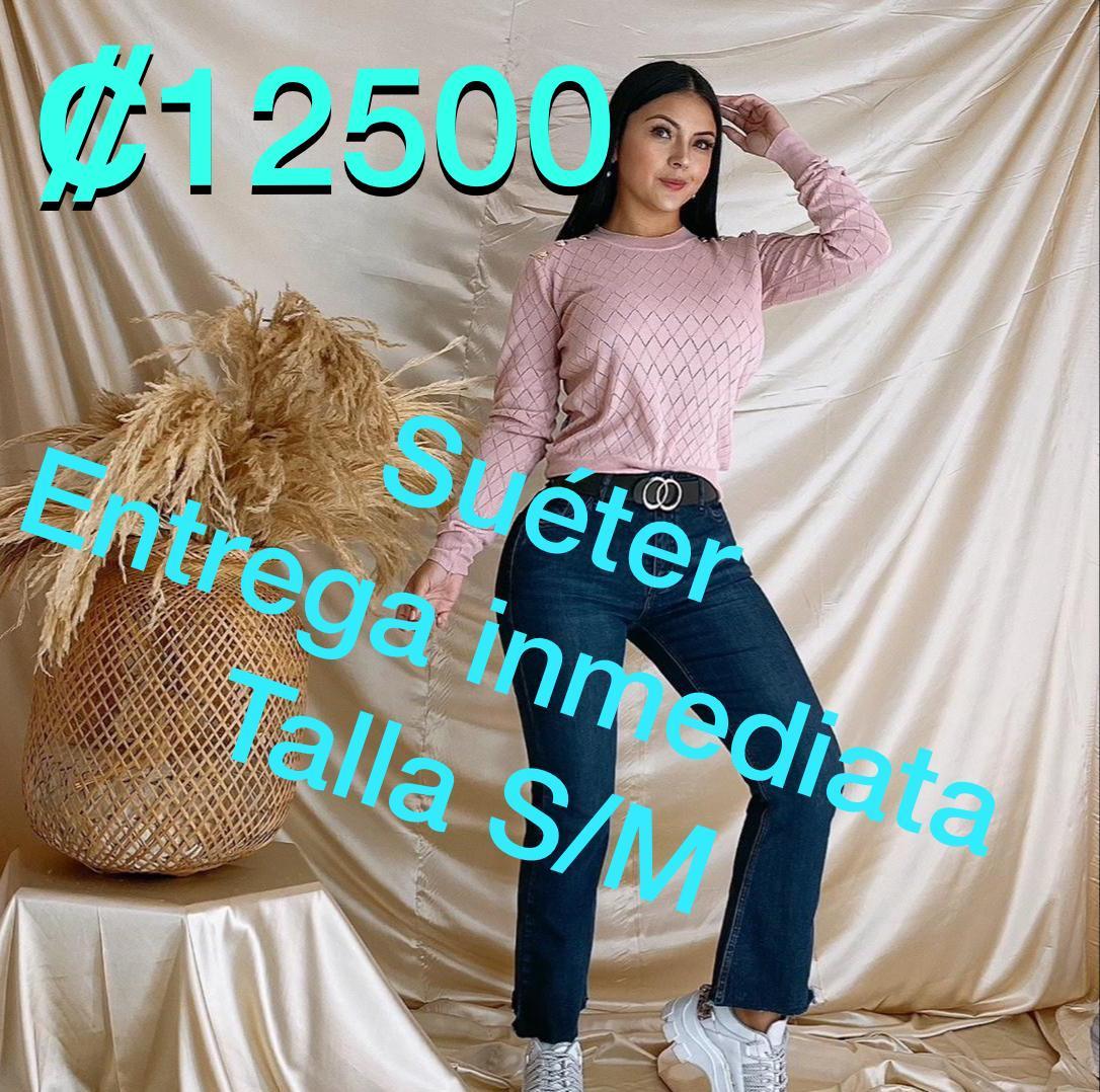 Se Vende Hermoso Suéter Para Dama