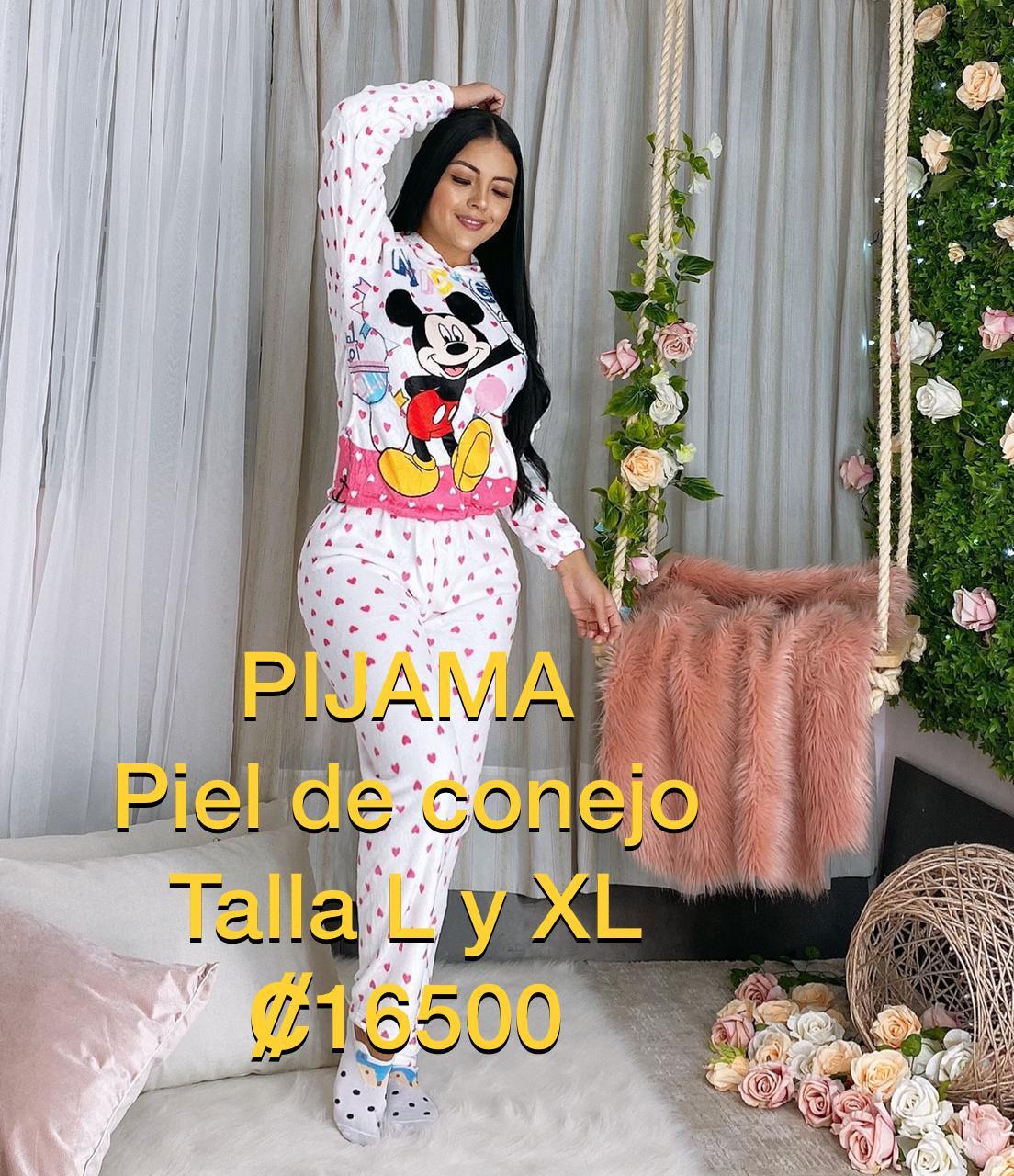 Se Venden Hermosas  Pijamas  Para  Damas Talla L y XL