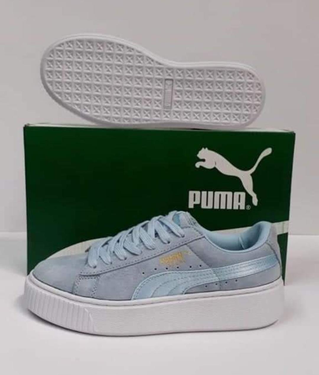 Tennis Puma de plataforma