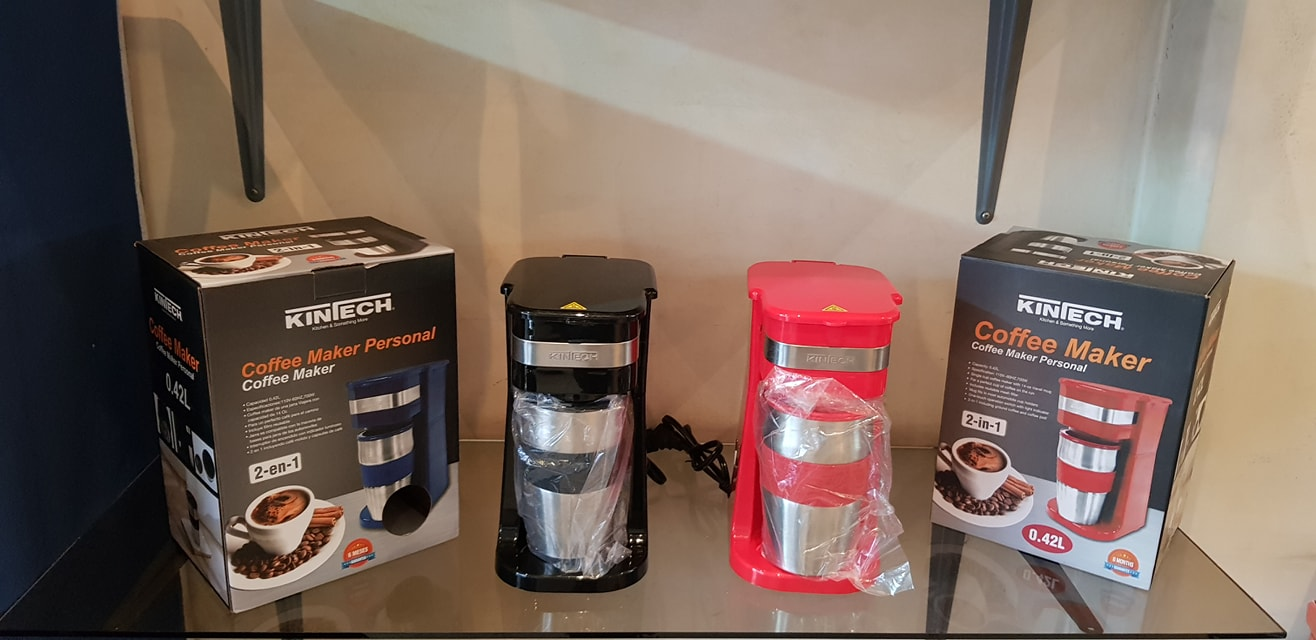 Coffee Maker personal.