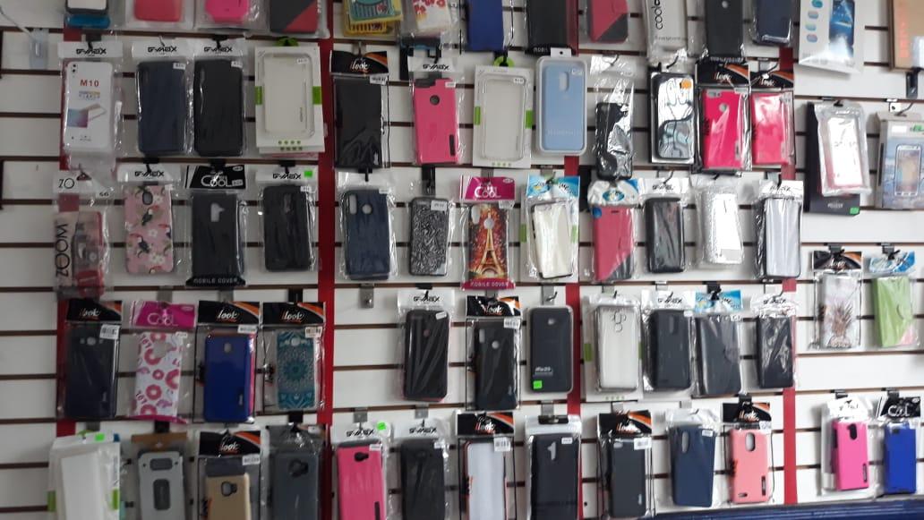 Estuches de celulares