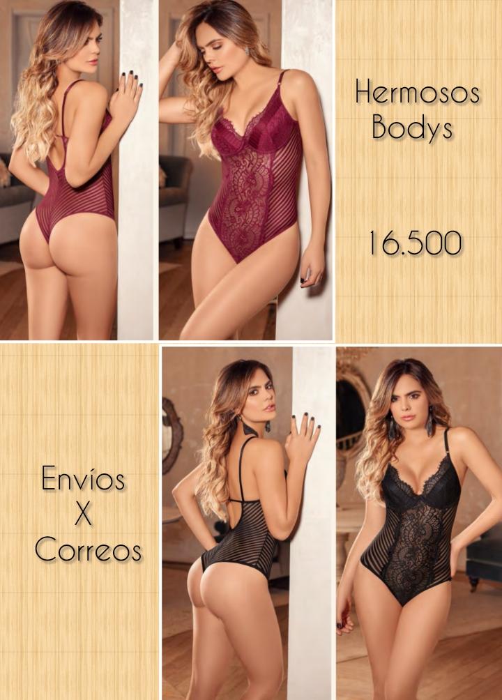 Bonitos Body's en venta.