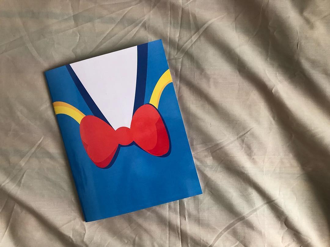 Planificador del Pato Donald!