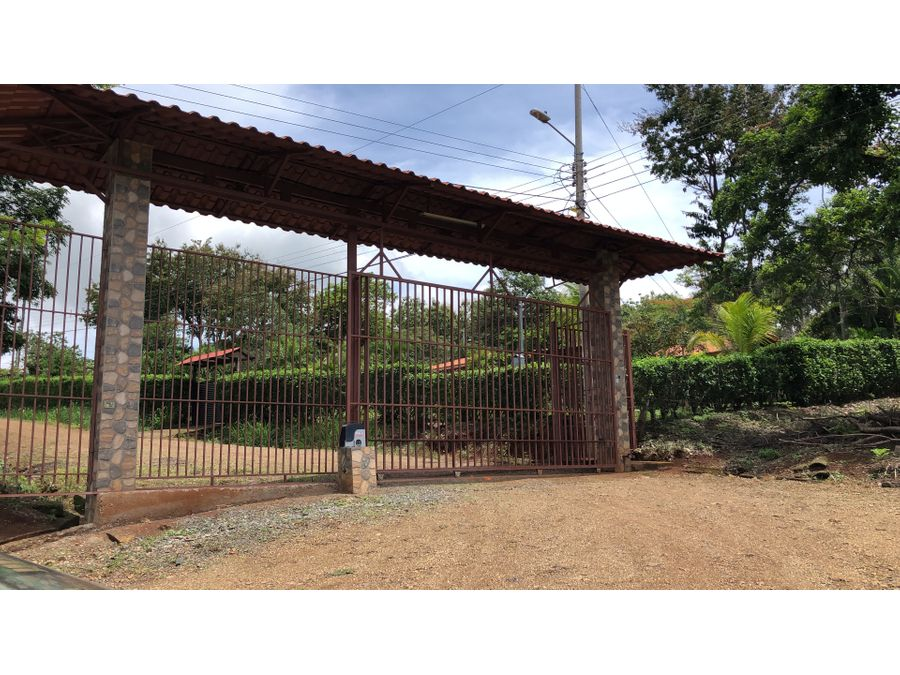 VENTA DE LOTE, ALAJUELA, SAN MATEO, OROTINA Código. 2308340