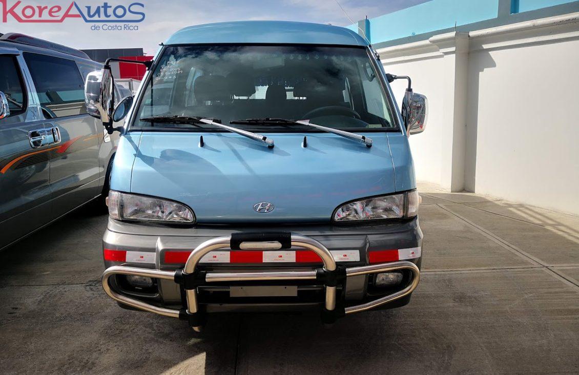 Hyundai Grace 2003