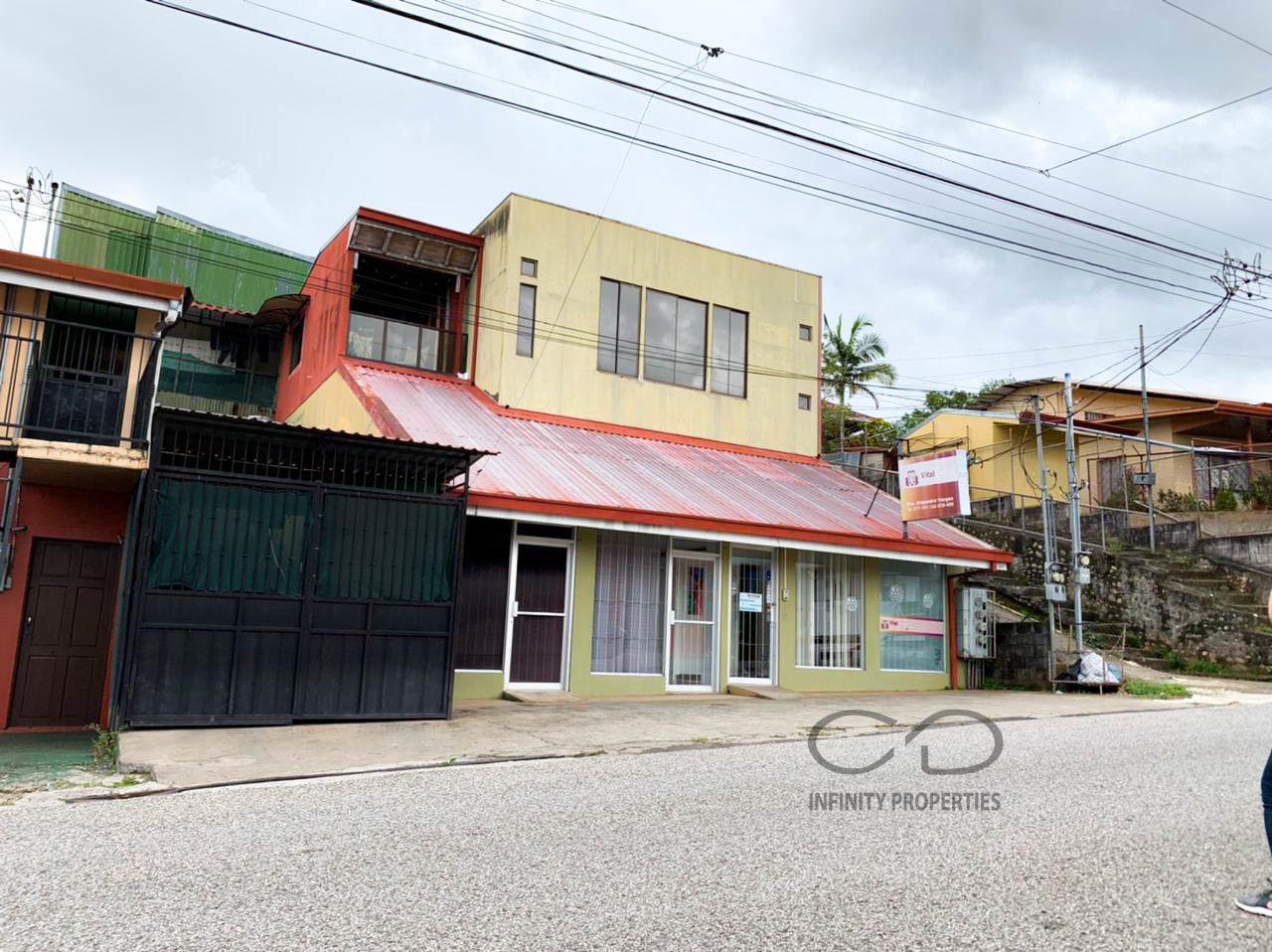 En venta preciosa Casa Tipo Loft  en el centro de San Isidro de Pérez Zeledón.