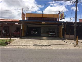 Venta de propiedad con local comercial, Cartago. Costa Rica (23472)