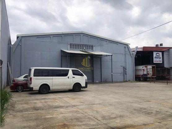 Bodega de 756 m2 en alquiler, Barrio La Pitahaya. San José