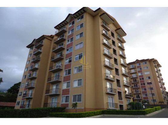 Venta de apartamento en torre Condado de Baviera, Bello Horizonte de Escazú