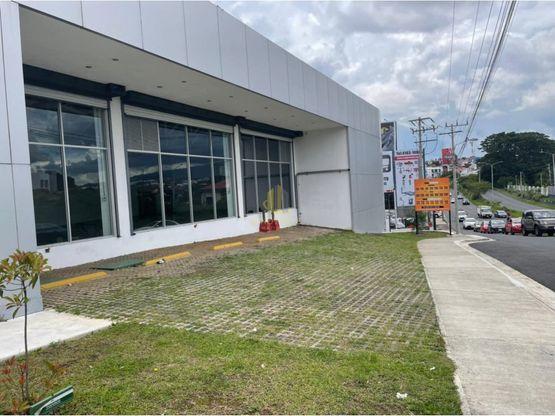 Local comercial de 500 m2 en alquiler, Zapote