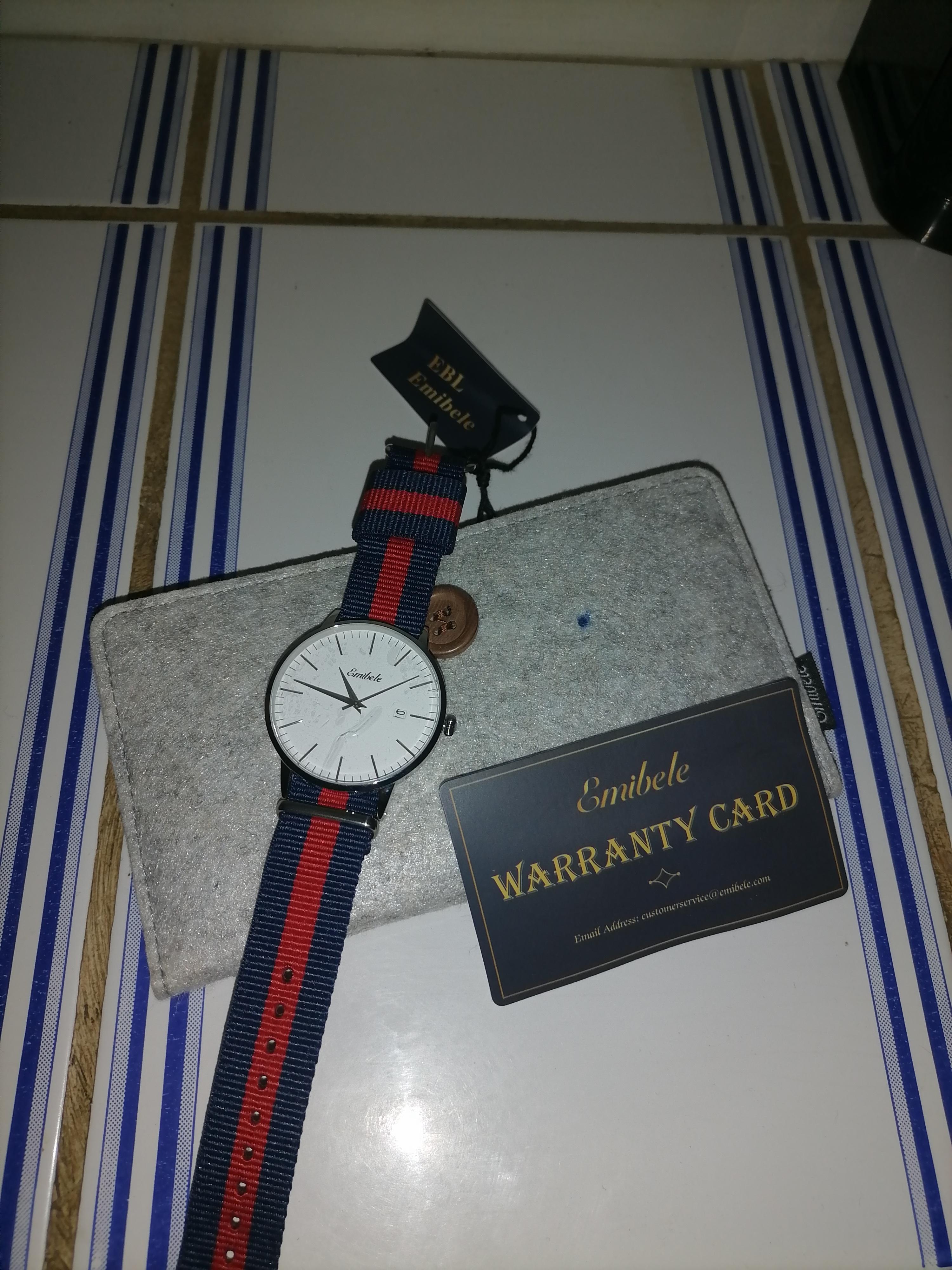Reloj nuevo para hombre en San Ramon Alajuela