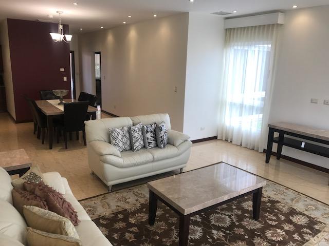 Alquiler de Apartamento en San Rafael , Escazú