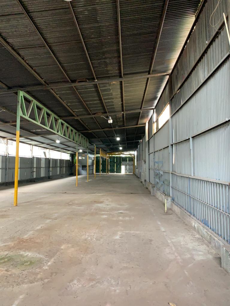 Alquiler de bodega industrial El Coyol de Alajuela, $4.000=