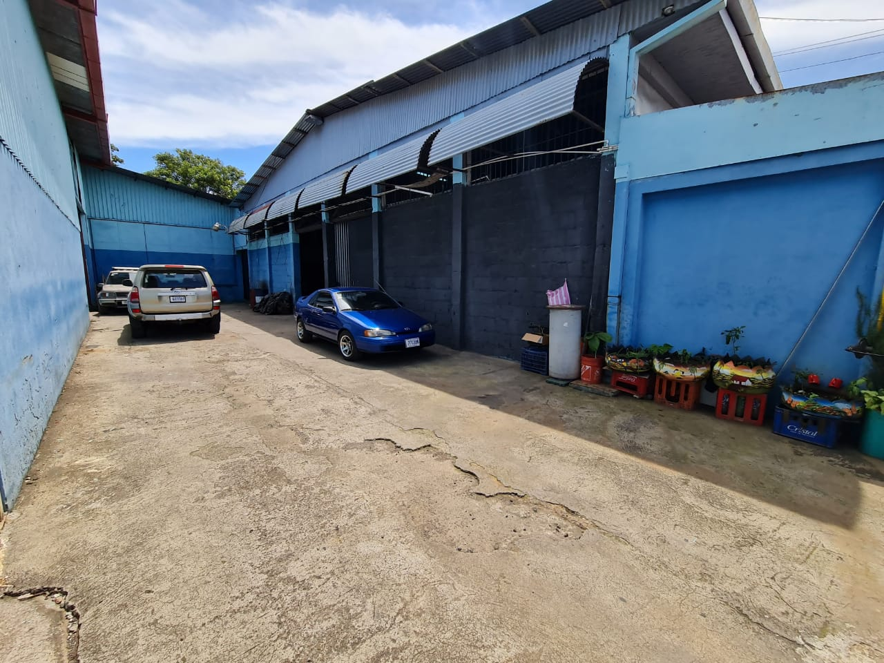Alquiler de bodega en Villa Bonita de Alajuela, 130 m2, ¢250.000=