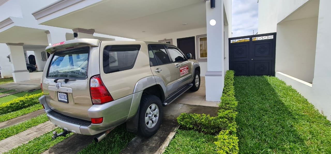 Alquiler de casa en condominio en Alajuela, 200 m2, ¢425.000=