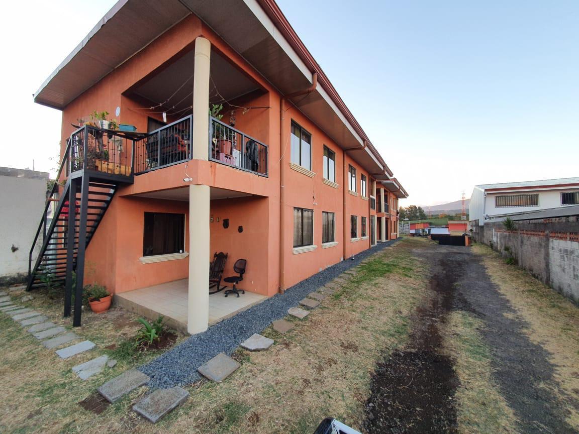 Apartamento de alquiler, Alajuela centro, ¢280.000=