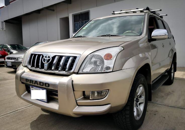 Toyota Prado LC año 2004