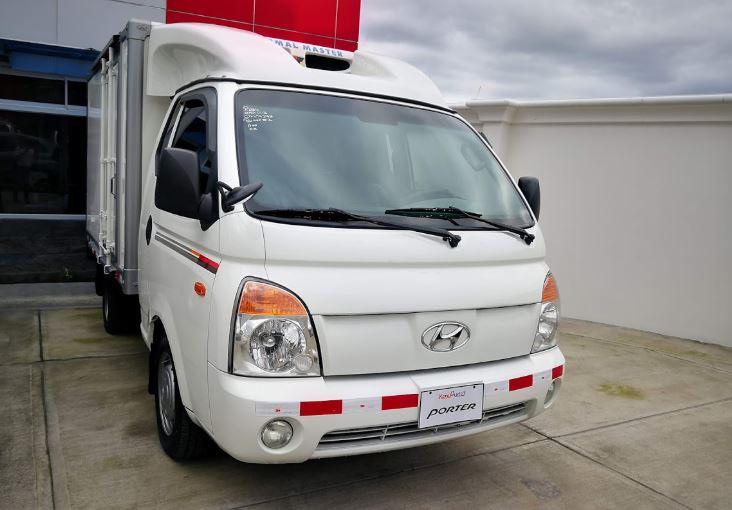 Hyundai Porter año 2011
